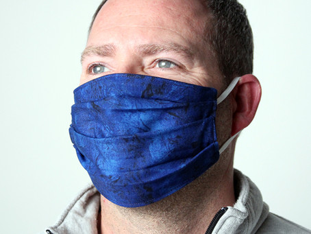 "Facemasks for All is helping to ""get back to normal"""