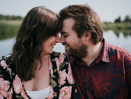 Stanwick Lakes - Engagement Session