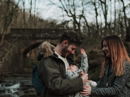 North Yorkshire Family Shoot