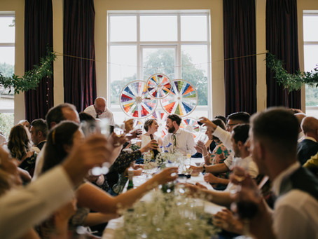 Derbyshire DIY Vegan Wedding