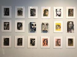 #Jane yet #janecollection Solo Art Exhib