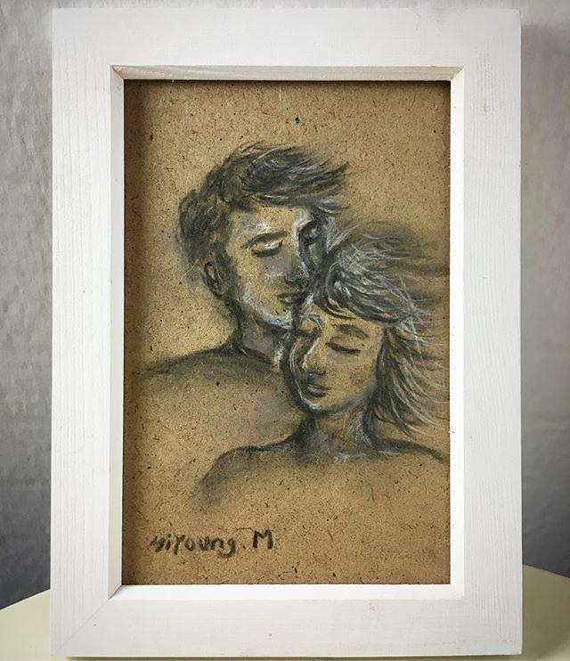 바람이 불고 너의 향기가 느껴져, 내 뒤에서 항상 안아주던 너! #시간이