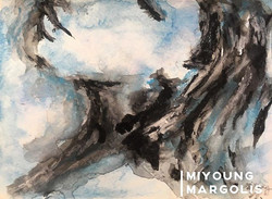 Sold, #soldart, #watercolor on heavy pou