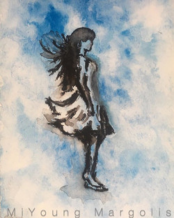 #soldart, Sold #watercolor #aquacolor on