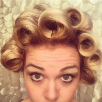 A 30s hair fail at previews tonight will
