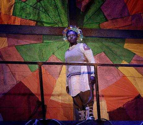 Wilysha Walton as Jesus