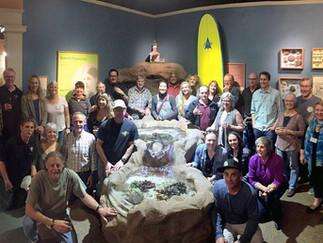 Club Social at Santa Cruz Museum of Natural History