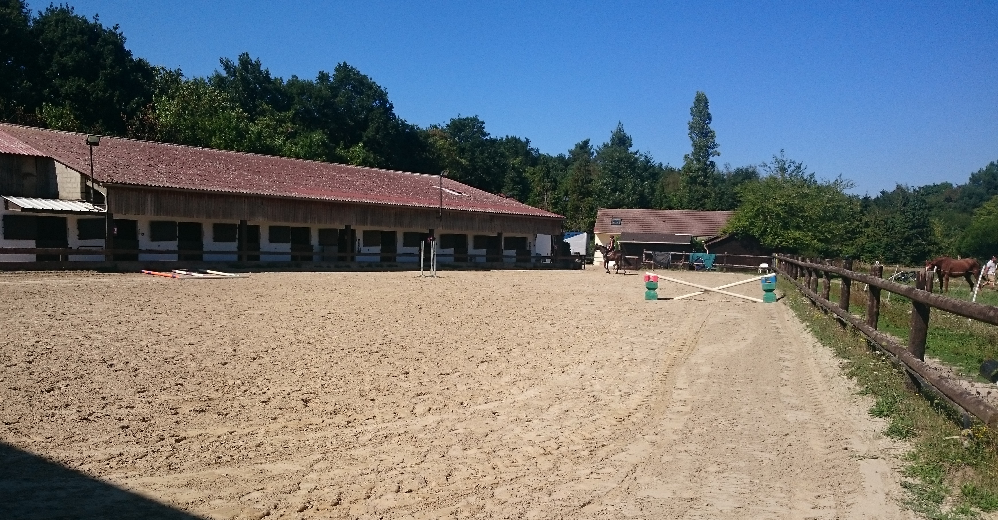 Centre équestre poney-club pensions
