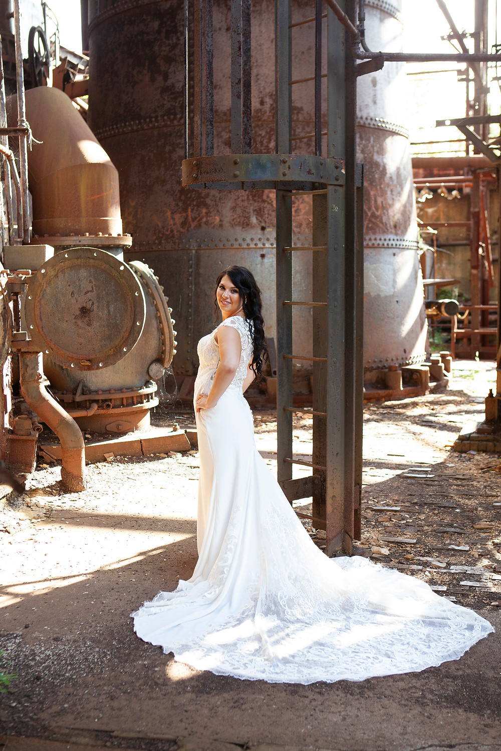 carrie furnace bride