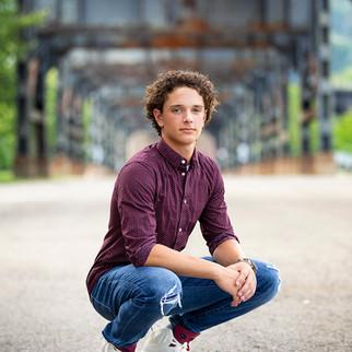 Strip District Pittsburgh | Penn Trafford High School Senior Portraits