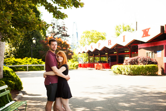 Pittsburgh Zoo & PPG Aquarium Wedding | Kennywood Engagement Photography | Amy & Zach