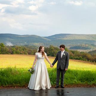 Amanda and Dan | Walnut Hill Bed and Breakfast Wedding