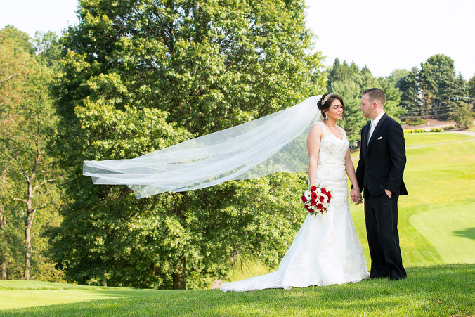 Pat & Paige | Youghiogheny Country Club Wedding | Pittsburgh