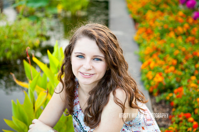 Mackenzie | Ellis School Class of 2015 | Kristy Wilson Photography
