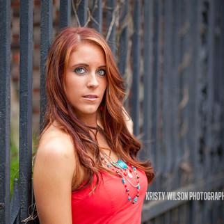 Amanda | Norwin Senior Class of 2014 | Kristy Wilson Photography