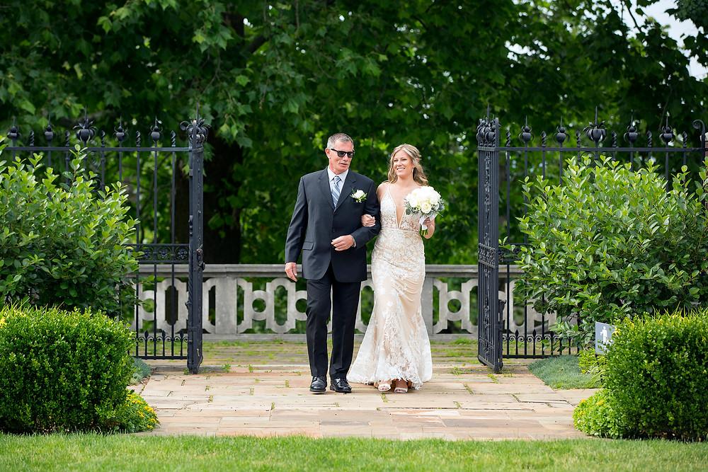 mellon park wedding