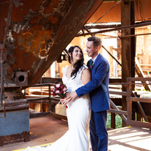 Shannon & Max | Carrie Furnace Wedding | Pittsburgh PA Wedding Photography