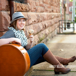 Kaitlyn | Franklin Regional Senior Class of 2015 | Kristy Wilson Photography