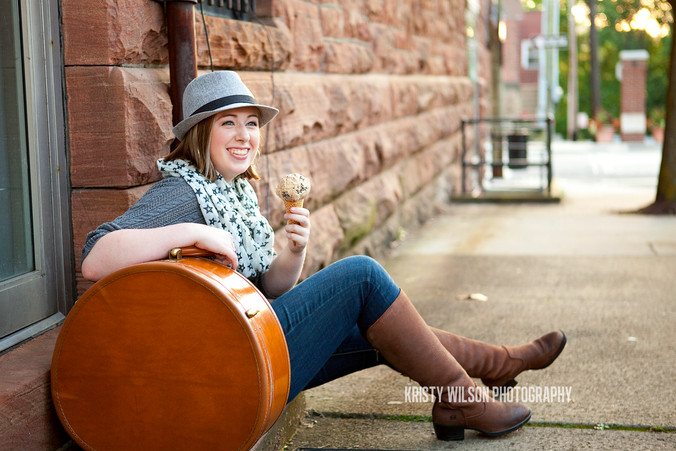 Kaitlyn | Franklin Regional Senior Class of 2015 | Kristy Wilson Photography