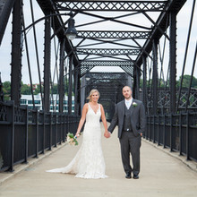 Stephanie & John | Hyatt House Southside Wedding | Contemporary Wedding Photography | Pittsburgh