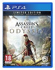 Jeu Assassin's Creed Odyssey - Limited Edition - PS4