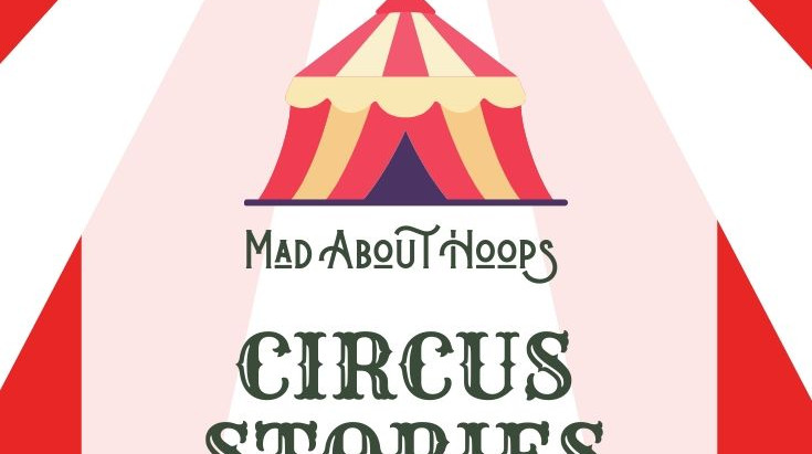Bring the circus home with these fun stories!