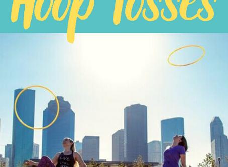 Five Fun Hula Hoop tosses