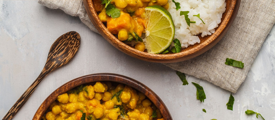 Meatless Monday: Easy Curry