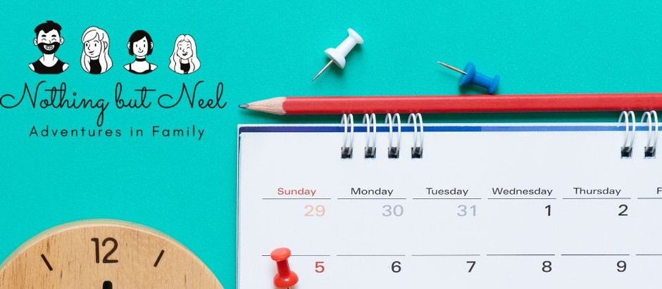Weekly Goal Setting: Family Edition