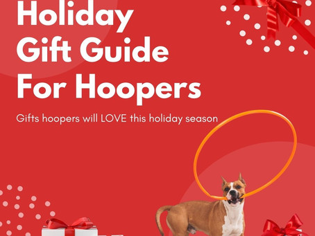 Holiday Gift Guide for Hoopers