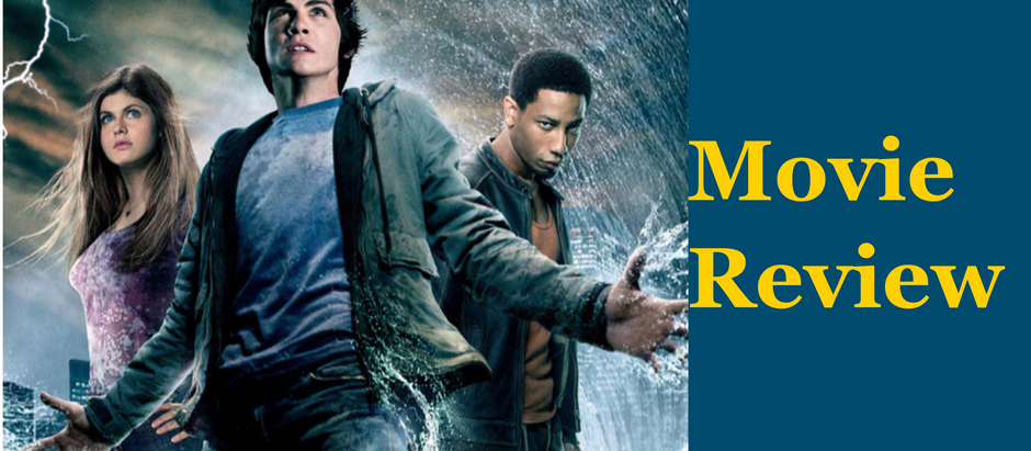 Percy Jackson and the lightning thief: Movie review