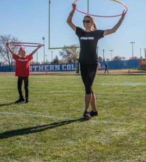 Learn to hoop: 6 easy hula hoop moves for beginners.