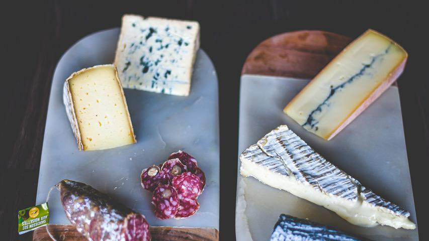 Cheese & Charcuterie Mix