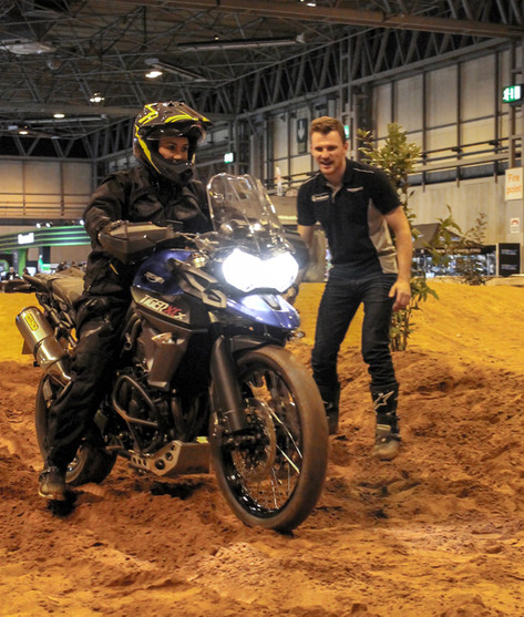 Motorcycle Live Experience Adventure