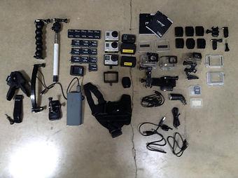 Filming Equipment