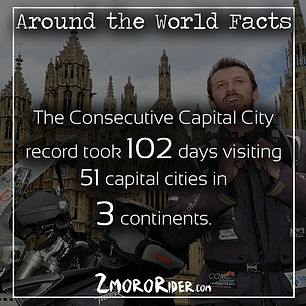 After Trip Facts - Consecutive capital t