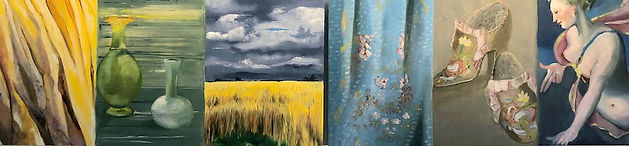 nature/art oil painting