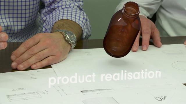 Origin - The Pharmaceutical Design Process