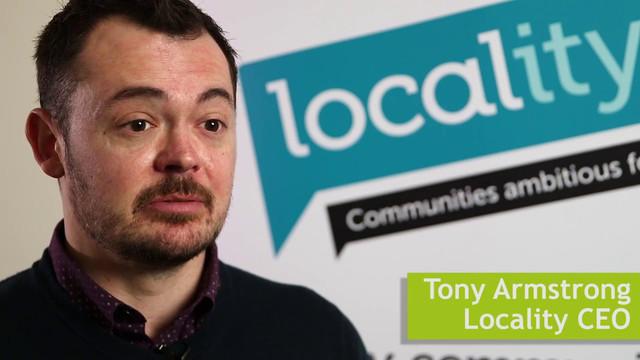 Locality - Community Organisers