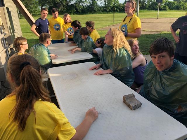 Games at Camp