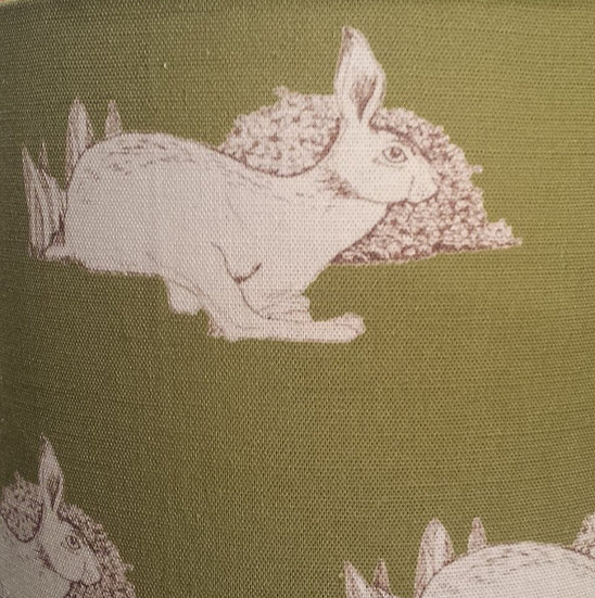Hare Sprint Fabric