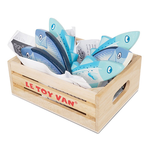 Fresh Fish Crate