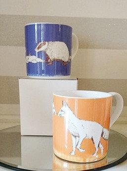 Badger Trail Mug