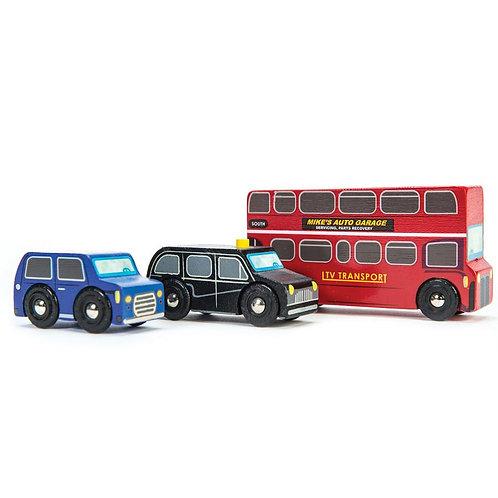 Little London Vehicle Set