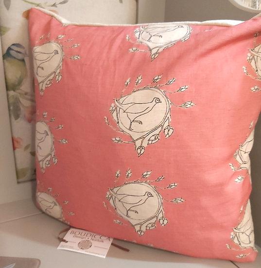 Ringed Pheasant Cushion