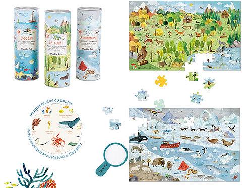 north pole puzzle