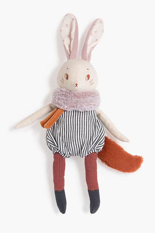 Plume Rabbit Doll