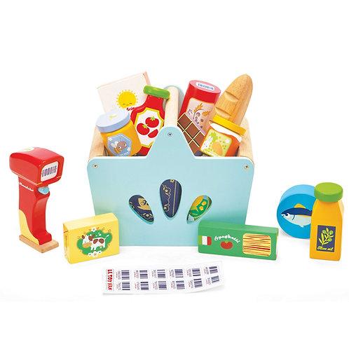 Groceries Set & Scanner