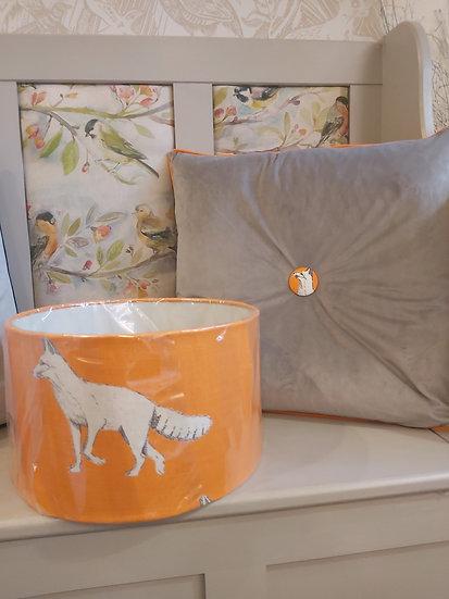 Large Velvet Cushion