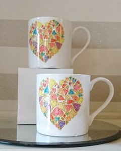 Happy Hearts Mug